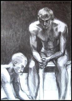 life drawing #1, 2003