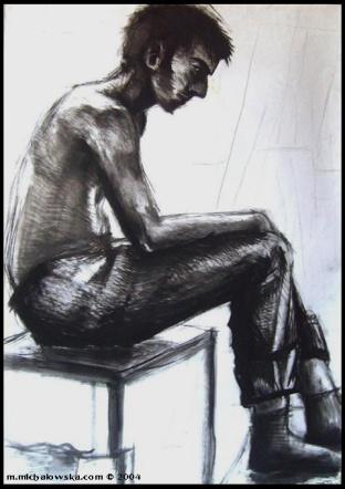 life drawing #2, 2004