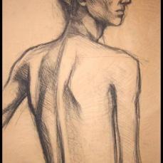 life drawing #2, 2003