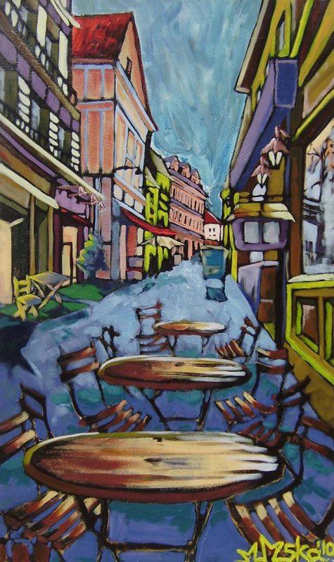 * blue street * 2010