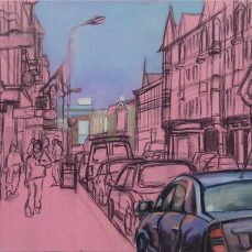 * pink street * 2009